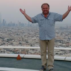 Christian in Dubai