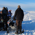 The Arctic – a filming survival guide