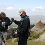 Filming on location in Ethiopia with Location Fixer Firew Ayele
