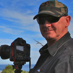 Filming in New Zealand with Location Manager Dale Gardiner