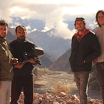 Filming in Northern Argentina with Shooting Salta