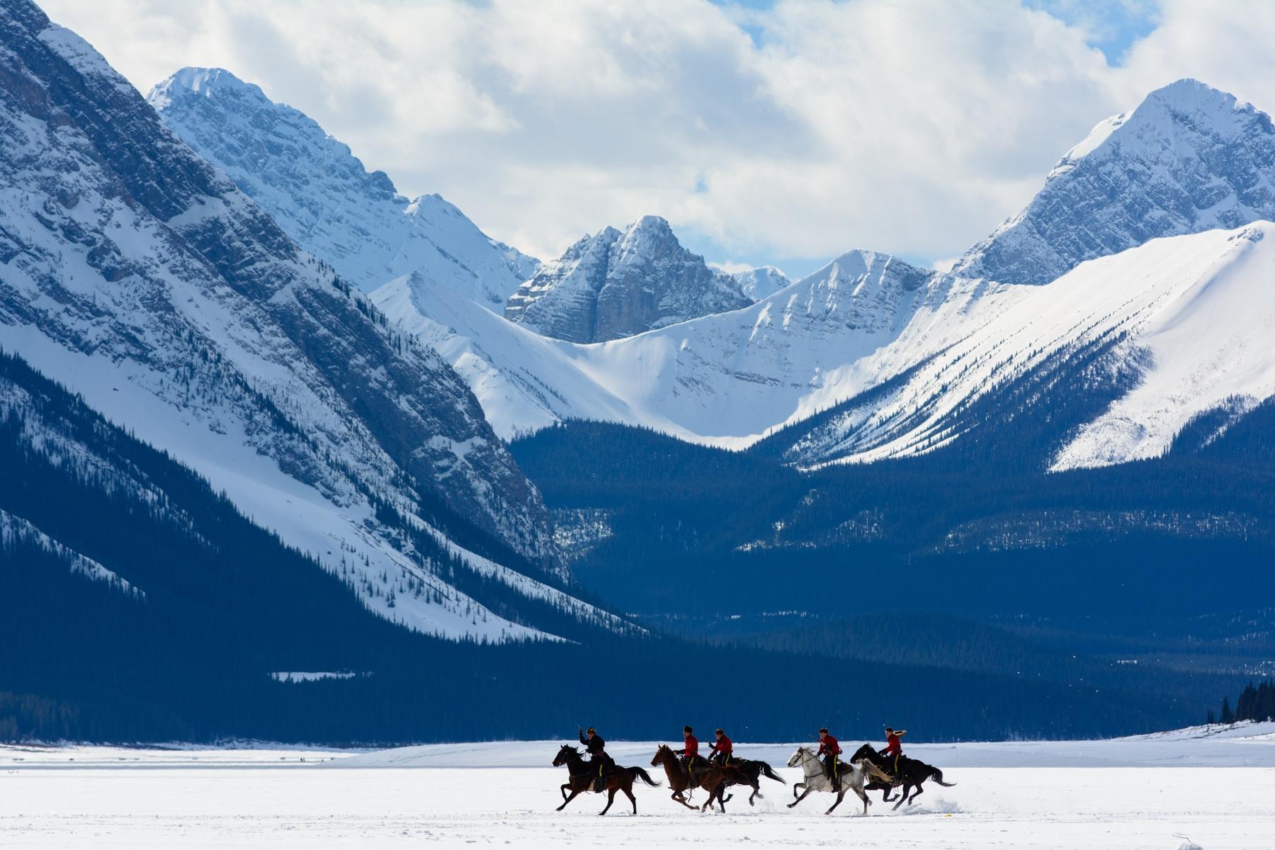 Filming Alberta