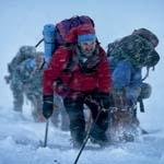 Everest movie films in Dolomites in Italy