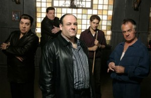 The Sopranos filmed at Silvercup Studios