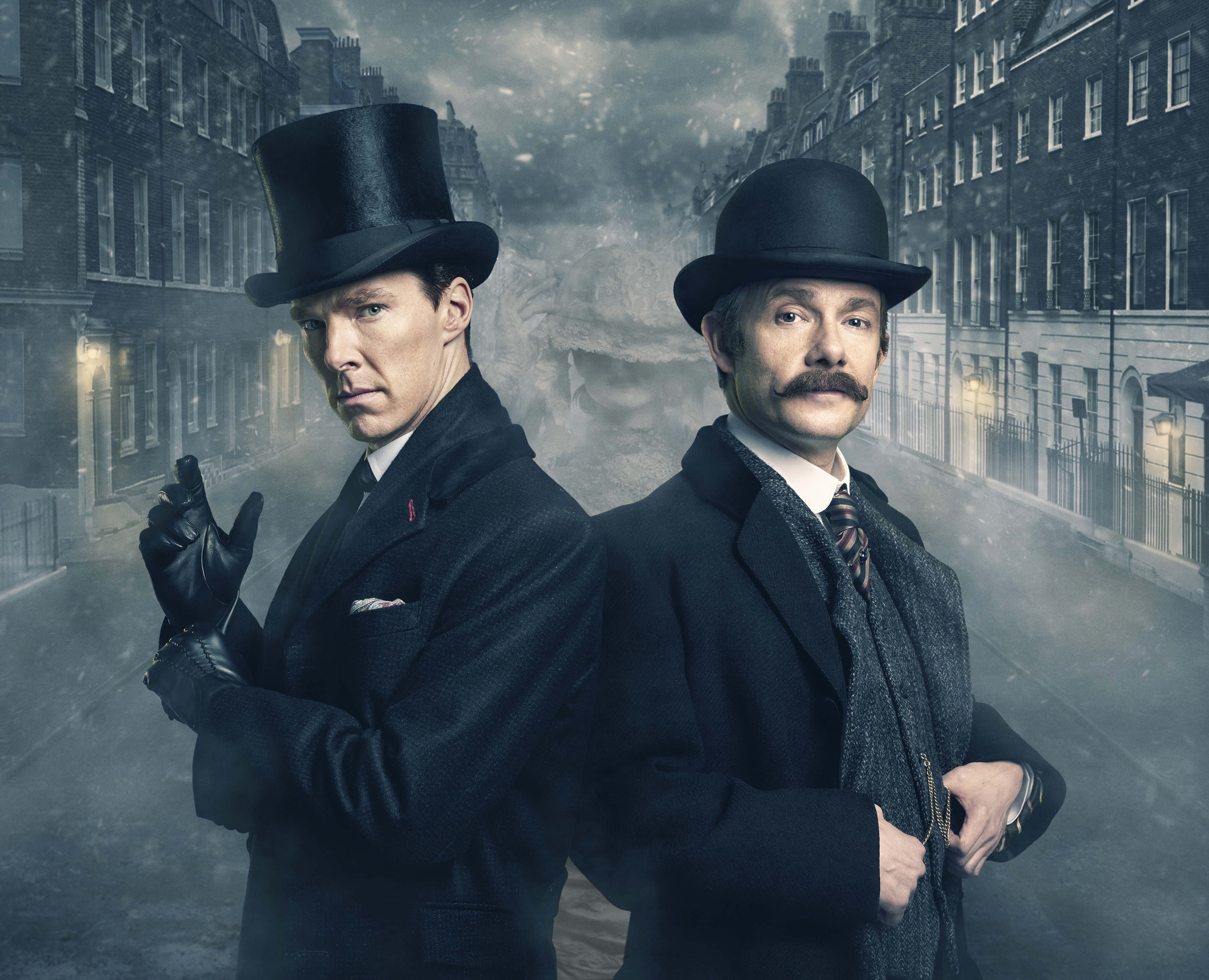 BBC's New Year's Day Sherlock special filmed in Bristol and The
