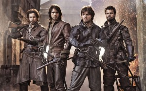 The Musketeers returns to the Czech Republic one last time for season three