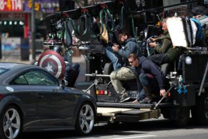 Avengers, Age of Ultron, Filming, South Korea, Seoul