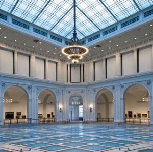 Brooklyn Museum, Film, Location