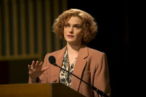 Denial invokes historical accuracy by filming in Red Lion Square, London