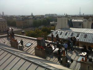 France, Paris, Filming, Locations