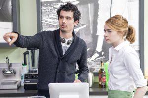 La La Land, Damien Chazelle, Emma Stone, Filming, LA, Warner Bros, Shoot