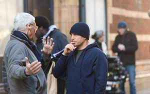 Lost in London, Woody Harrelson, Film, Movie, Live, Shoot, Locations, Picturehouse Central, Broadcast