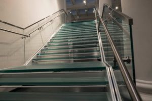 Glass, Stairs, Brooklyn Museum, Film, Location