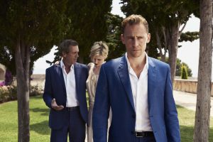 The Night Manager, BBC, AMC. TV, Show, Series, Tom Hiddleston, Hugh Laurie