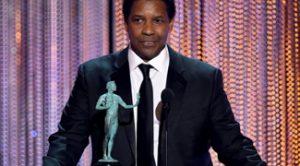 Stranger Things and Denzel Washington score surprise wins at the 2017 SAG awards