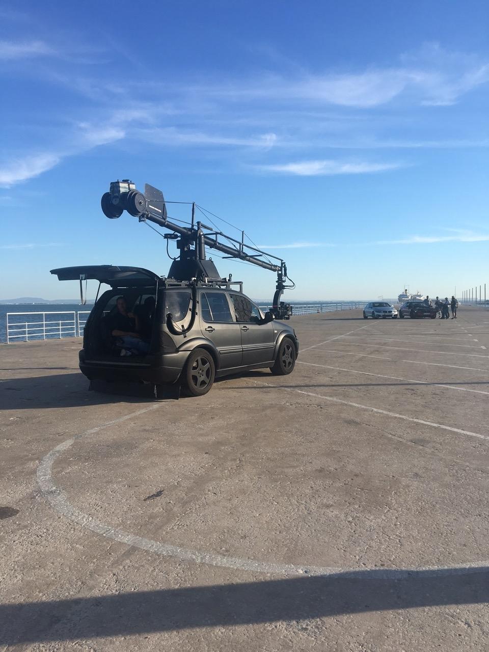 BMW, Car, Commercial, Advert, Spot, Libson, Film, Filming, Locations