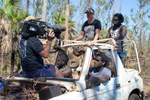 Black As, TV show, Series, Production, Industry, Film, Filming, Torres Strait, Australia, Locations, News