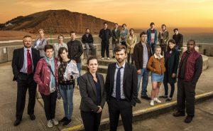 Broadchurch, ITV, TV, Series, Show, Filming, Film, Locations, Bristol, Bottle Yard Studios, David Tenant, Olivia Colman