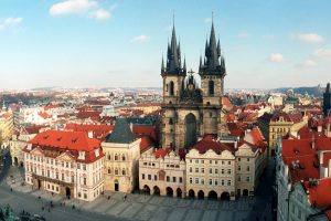 Prague, Film, Filming, Locations, The Catcher Was a Spy, Production, Industry, News