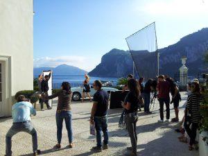 Ralph Lauren, Commercial, Advertising, Fashion, Film, Locations, Capri