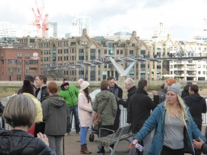 Red Nose Day, Love Actually, Sequel, Filming, Locations, Film, London, South Bank, Liam Neeson
