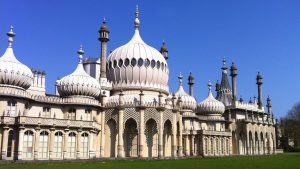 Royal Pavilion, Brighton, Film, Filming, Location, UK