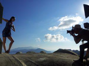 Commercial, Advertising, Film, Filming, Location, Capri