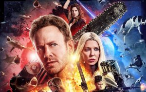 The stakes are raised as Sharknado 5 heads for global shoot