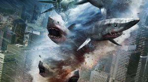 Sharknado, Sharknado 5, Film, TV, SyFy, Filming, Production, Bulgaria, UK, Australia