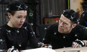 Andy Serkis, Motion Capture, Studio, Film, Filming, Locations, Quebec, Squeeze, Animation, News, Cash, Rebate, Tax, Credit, Beyond Two Souls