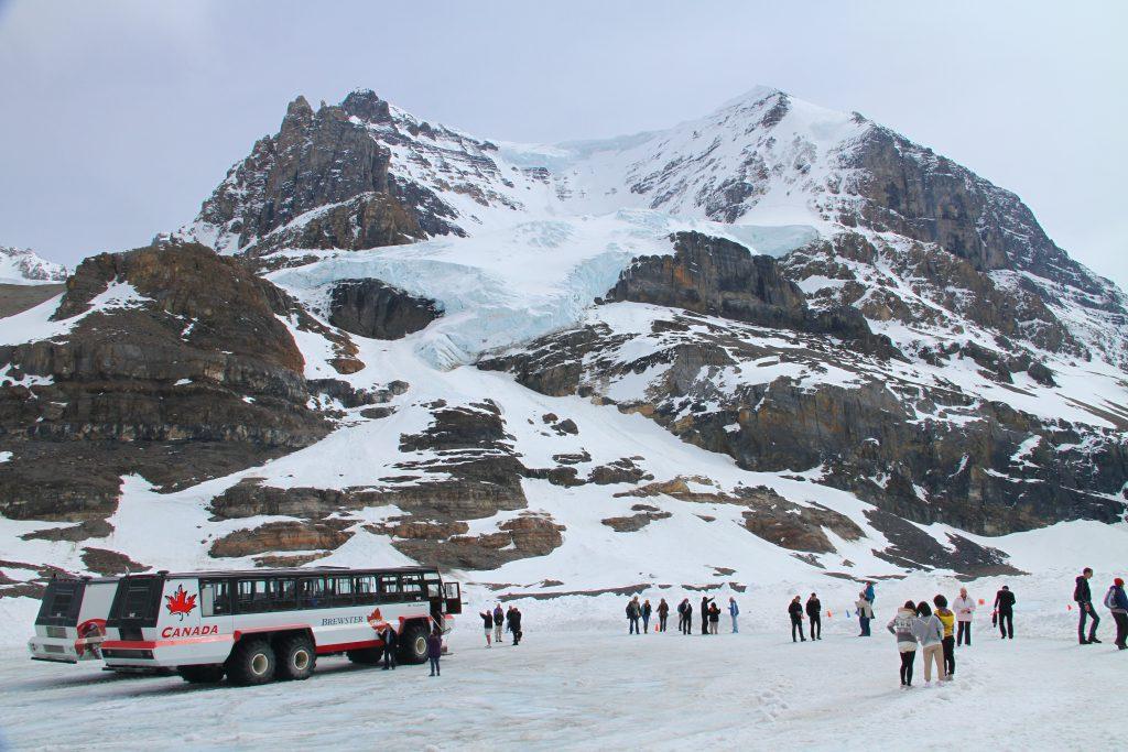 Columbia Icefields, Alberta, Canada, Film, Location, Filming, Parks Canada, Liam Neeson, Hard Powder, News
