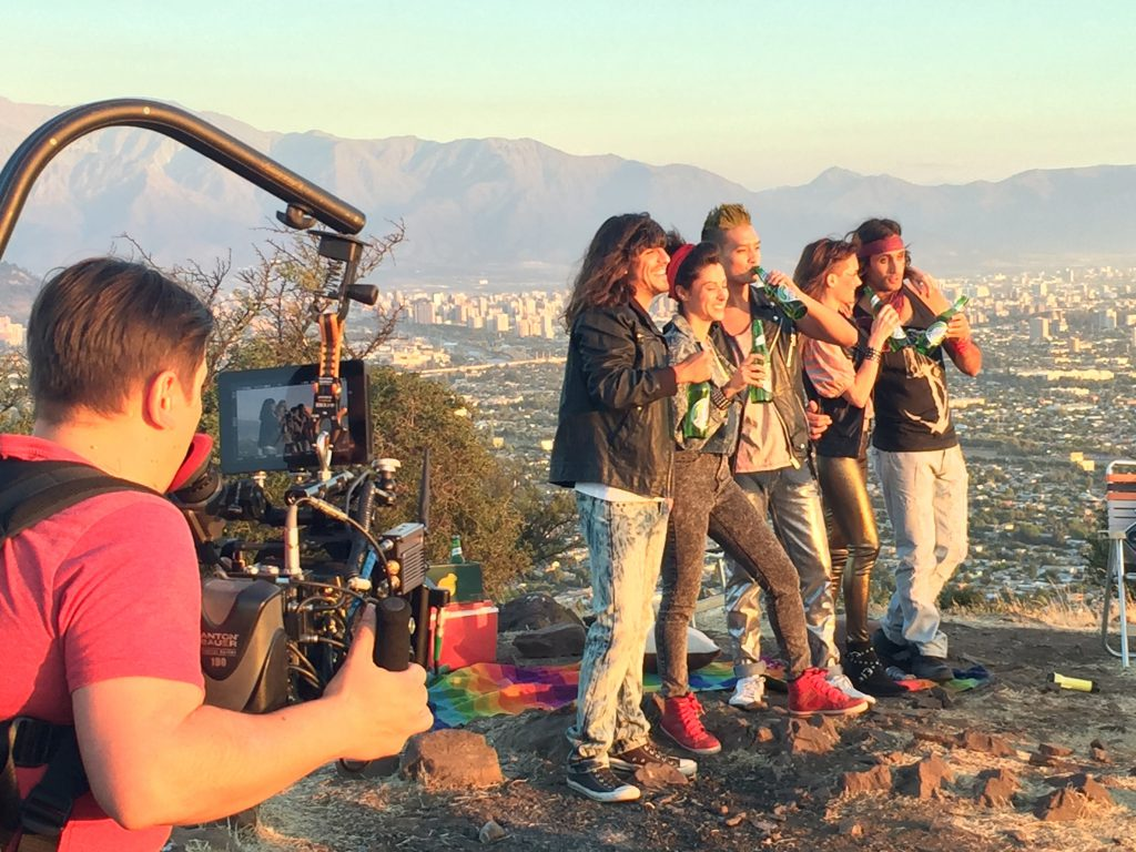 Jacaranda, Films, Filming, Comemrcials, Advertising, Chile, South America, Locations, News, Tuborg