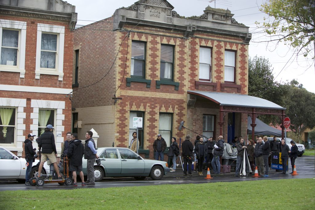 Jenni Tosi, Film Victoria, Filming, Production, Industry, Australia, Locations, Lion, The Leftovers, News
