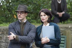 Their Finest used London's Bloomsbury for wartime setting