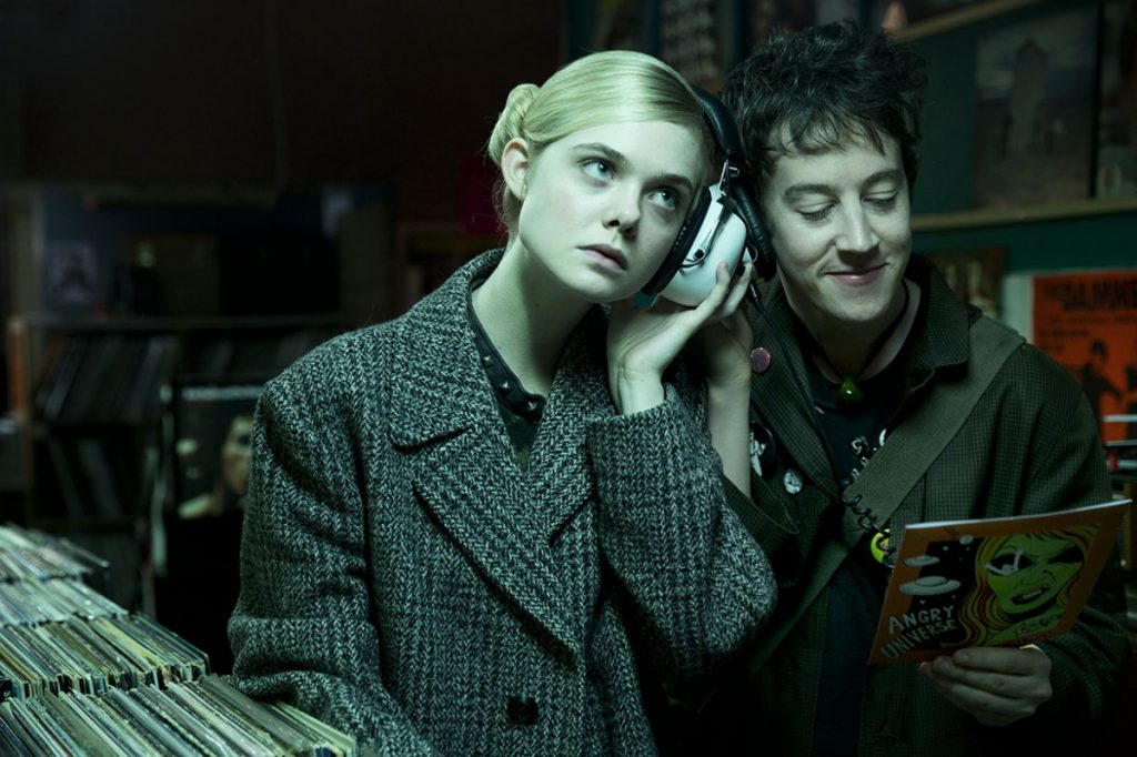 Elle Fanning, John Cameron Mitchell, How to Talk to Girls at Parties, Film, Filming, Features, Cannes, Festival, 2017, France, Nicole Kidman, Out of Competition, News, Production, Industry, London, Sheffield, UK, Locations, Croydon, US