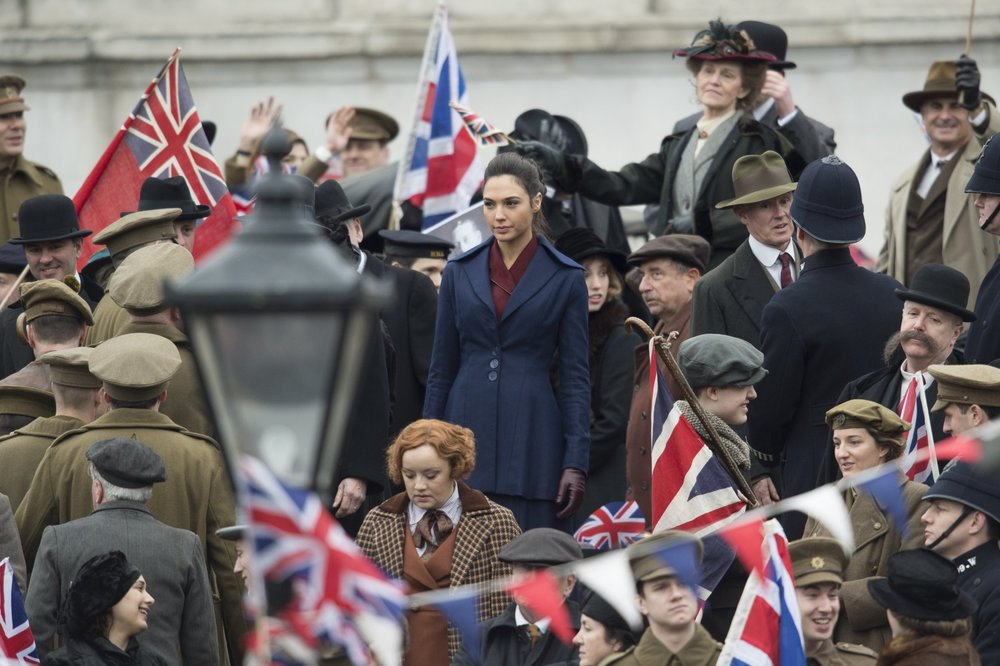 Wonder Woman, Film, Filming, London, Locations, TLG, The Location Guide, News, Production, Industry, DC, Comics, Tax, Rebate, Incentive, Production Guild