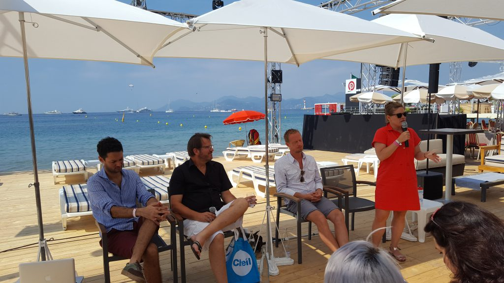 AdGreen, Locations, News, Sustainability, Environment, Eco Friendly, Cannes, Lions, Vegaluna, Beach, Jo Coombes