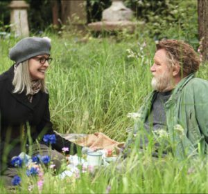 London's Hampstead at the centre of a new film starring Diane Keaton and Brendan Gleeson