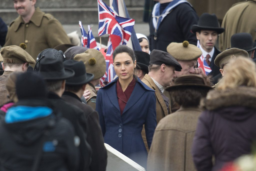Wonder Woman, DC, Universe, Film, Filming, Locations, Scouting, Tourism, UK, London, Italy, WB, Warner Bros, News, Production, Industry, Incentive