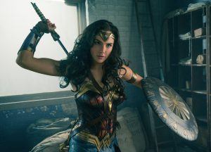 Wonder Woman takes the DC Universe to London and rural Italy