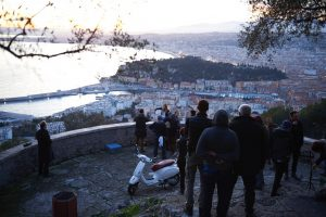 Cannes Mayor David Lisnard announces filming boom in the Cote d'Azur Alpes Maritimes region