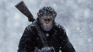 War for the Planet of the Apes injected USD81 million into British Columbia's economy