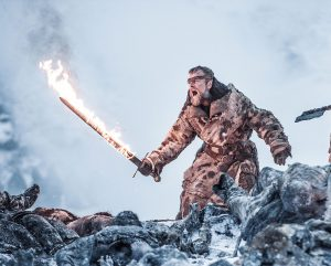 Game of Thrones 'Beyond the Wall' battle jumps from Iceland to Belfast