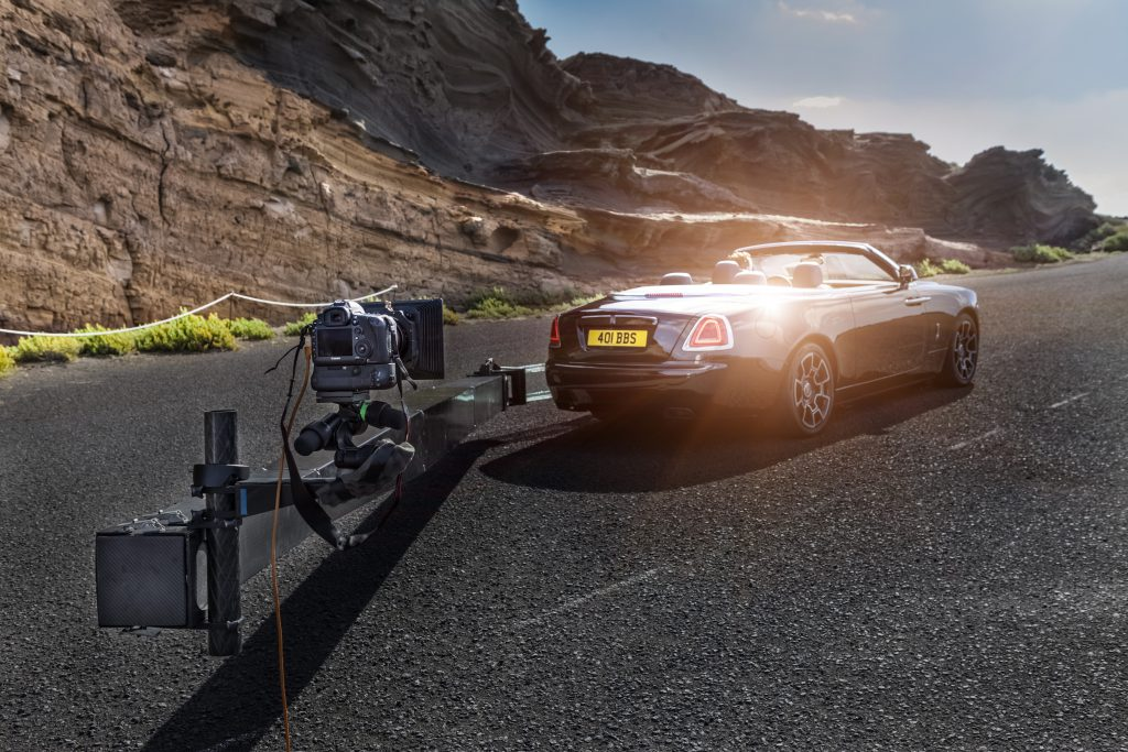 Rolls Royce, Film, Filming, Commercial, Advertising, Locations, News, Article, Feature, Canary Islands, Spain, Sand, Beach