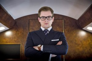 Kingsman: The Golden Circle doubled Birmingham for London in an electrifying car chase