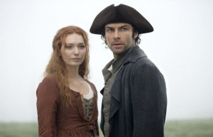 Poldark heads to London as filming for series four begins