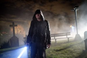 BBC's Rellik used London locations for its time-bending mystery