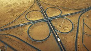 Hyundai uses Dubai's location variety for latest SUV and Sedan commercials