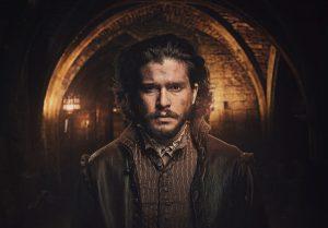 High-end BBC series, Gunpowder, shot 17th century drama in Yorkshire