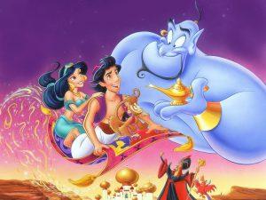 Disney's live-action Aladdin now filming in Jordan